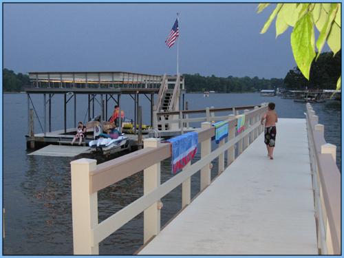 Fox Docks Mooresville Nc Dock Builder